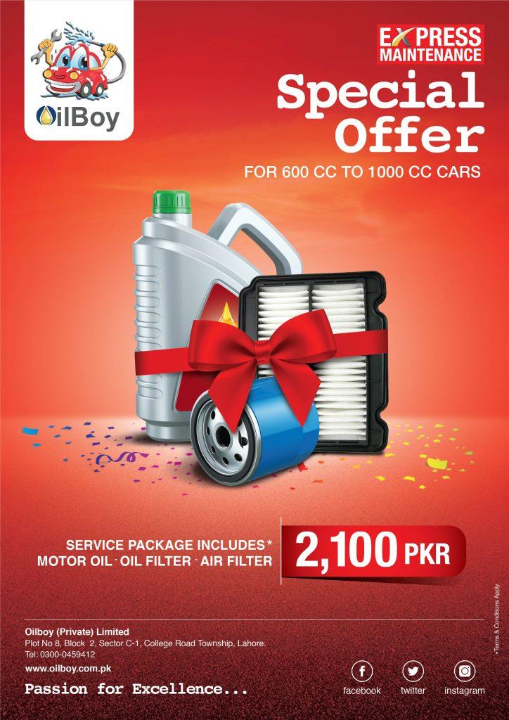 Oil Boy 1